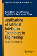 Cover-Bild zu Applications of Artificial Intelligence Techniques in Engineering von Malik, Hasmat (Hrsg.)