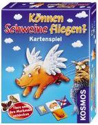 Cover-Bild zu Können Schweine fliegen? - Das Kartenspiel von Baars, Gunter