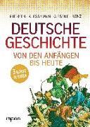 Cover-Bild zu Allgemeinbildung: Deutsche Geschichte von den Anfängen bis heute von Kleßmann, Christoph