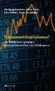 Cover-Bild zu Finanzmarktkapitalismus? von Krumbein, Wolfgang