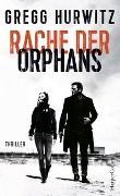 Cover-Bild zu Rache der Orphans von Hurwitz, Gregg