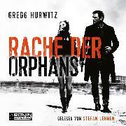 Cover-Bild zu Evan Smoak, Rache der Orphans (Ungekürzt) (Audio Download) von Hurwitz, Gregg