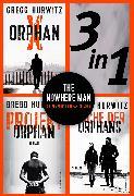 Cover-Bild zu The Nowhere Man - Die komplette Orphan-Trilogie (eBook) von Hurwitz, Gregg