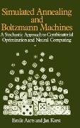 Cover-Bild zu Simulated Annealing and Boltzmann Machines von Aarts, Emile