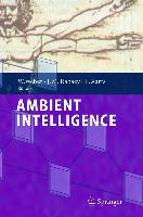 Cover-Bild zu Ambient Intelligence von Weber, Werner (Hrsg.)