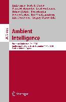 Cover-Bild zu Ambient Intelligence von Aarts, Emile (Hrsg.)
