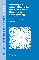 Cover-Bild zu Intelligent Algorithms in Ambient and Biomedical Computing von Verhaegh, Wim F. J.