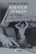 Cover-Bild zu Perec, Georges: Karanlik Dükkan