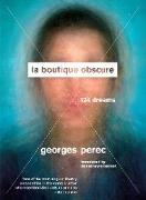 Cover-Bild zu Perec, Georges: La Boutique Obscure