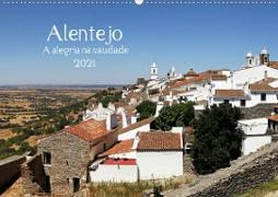 Cover-Bild zu Alentejo - A alegria na saudade (Wandkalender 2021 DIN A2 quer) von G. Zucht, Peter