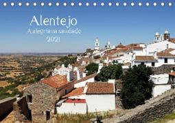 Cover-Bild zu Alentejo - A alegria na saudade (Tischkalender 2021 DIN A5 quer) von G. Zucht, Peter