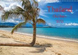 Cover-Bild zu Thailand . Old Siam (Wandkalender 2021 DIN A3 quer) von G. Zucht, Peter