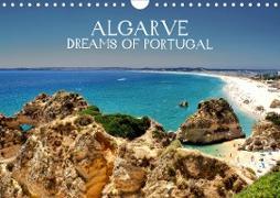 Cover-Bild zu ALGARVE DREAMS OF PORTUGAL (Wall Calendar 2021 DIN A4 Landscape) von G. Zucht, Peter