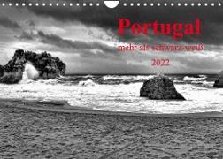 Cover-Bild zu Portugal . mehr als schwarz-weiß (Wandkalender 2022 DIN A4 quer) von G. Zucht, Peter