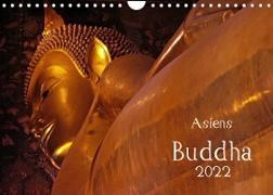 Cover-Bild zu Asiens Buddha (Wandkalender 2022 DIN A4 quer) von G. Zucht, Peter