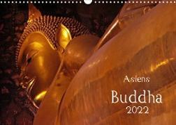 Cover-Bild zu Asiens Buddha (Wandkalender 2022 DIN A3 quer) von G. Zucht, Peter