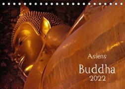 Cover-Bild zu Asiens Buddha (Tischkalender 2022 DIN A5 quer) von G. Zucht, Peter