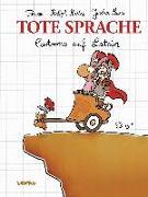 Cover-Bild zu Ruthe, Ralph: Tote Sprache