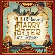 Cover-Bild zu Harry Potter und der Stein der Weisen von Rowling, J.K.