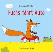 Cover-Bild zu Straßer, Susanne: Fuchs fährt Auto