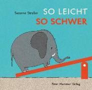 Cover-Bild zu Straßer, Susanne: So leicht, so schwer