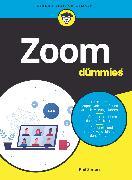 Cover-Bild zu Zoom für Dummies (eBook) von Simon, Phil
