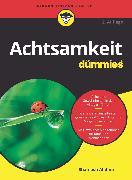 Cover-Bild zu Achtsamkeit für Dummies (eBook) von Alidina, Shamash