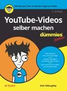 Cover-Bild zu YouTube-Videos selber machen für Dummies Junior (eBook) von Willoughby, Nick