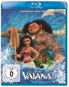 Cover-Bild zu Clements, Ron (Reg.): Vaiana