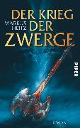 Cover-Bild zu Der Krieg der Zwerge von Heitz, Markus