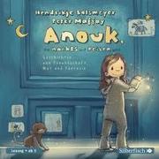 Cover-Bild zu Anouk, die nachts auf Reisen geht von Balsmeyer, Hendrikje