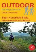 Cover-Bild zu Saar-Hunsrück-Steig von Barelds, Wolfgang