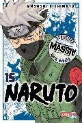 Cover-Bild zu NARUTO Massiv 15 von Kishimoto, Masashi