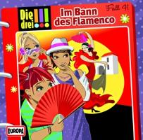 Cover-Bild zu Im Bann des Flamenco