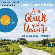 Cover-Bild zu Zum Glück gibt es Umwege - Ein Jakobs-Hörbuch (Ungekürzte Lesung) (Audio Download) von Simsion, Graeme
