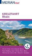 Cover-Bild zu MERIAN live! Reiseführer Kreuzfahrt Rhein von Juchniewicz, Christel