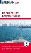 Cover-Bild zu MERIAN live! Reiseführer Kreuzfahrt Emirate Oman von Müller-Wöbcke, Birgit