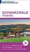 Cover-Bild zu MERIAN live! Reiseführer Schwarzwald Freiburg von Bech, Anja