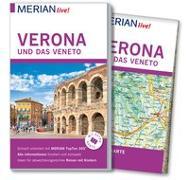 Cover-Bild zu MERIAN live! Reiseführer Verona und das Veneto von Wess, Susanne