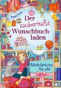 Cover-Bild zu Der zauberhafte Wunschbuchladen 3 von Frixe, Katja