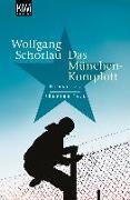 Cover-Bild zu Das München-Komplott von Schorlau, Wolfgang