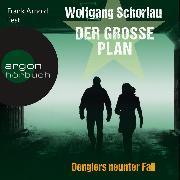 Cover-Bild zu Der große Plan (Ungekürzte Lesung) (Audio Download) von Schorlau, Wolfgang