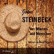 Cover-Bild zu Steinbeck, John: Von Mäusen und Menschen