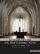 Cover-Bild zu Sakralbauten der Architektenfamilie Böhm von Junker, Hartmut