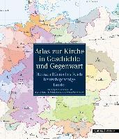 Cover-Bild zu Atlas zur Kirche in Geschichte und Gegenwart von Becker, Reinald