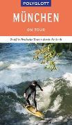 Cover-Bild zu POLYGLOTT on tour Reiseführer München von Baedeker, Karin