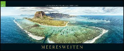 Cover-Bild zu GEO SAISON Panorama: Meeresweiten 2022 - Panorama-Kalender - Wand-Kalender - Groß-Format - 120x50 von Gruner+Jahr GmbH