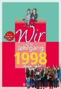 Cover-Bild zu Wir vom Jahrgang 1998 - Kindheit und Jugend von Rienäcker, Ronja