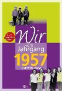 Cover-Bild zu Wir vom Jahrgang 1957 - Kindheit und Jugend von Weber-Bock, Jutta