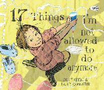 Cover-Bild zu Offill, Jenny: 17 Things I'm Not Allowed to Do Anymore